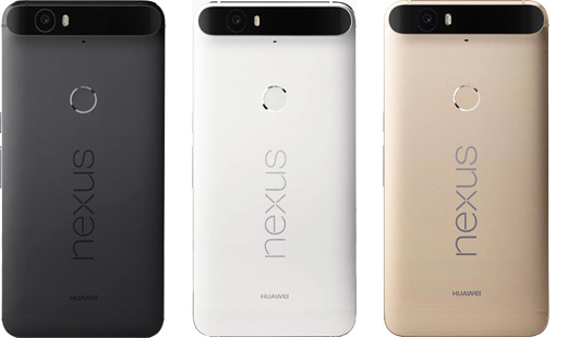 Nexus 6P-3color