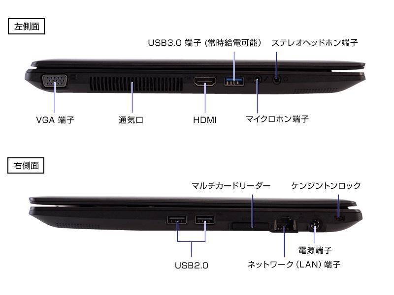 LuvBook J-side