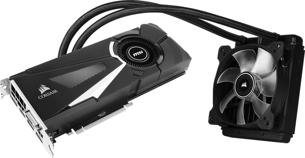 GeForce GTX 1080 SEA HAWK