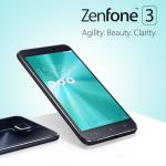 メモリ4GB搭載5.5インチ版ZenFone 3が登場。5.2インチ版には新色クリスタルゴールドも追加