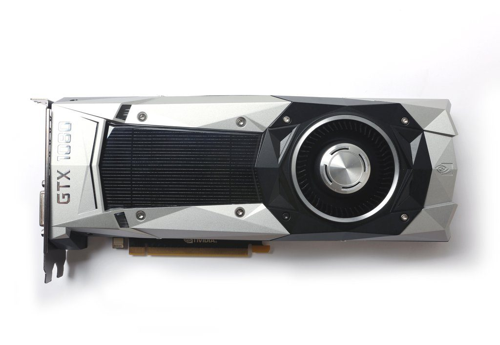 ZOTAC GeForce GTX 1080 Founders Edition」