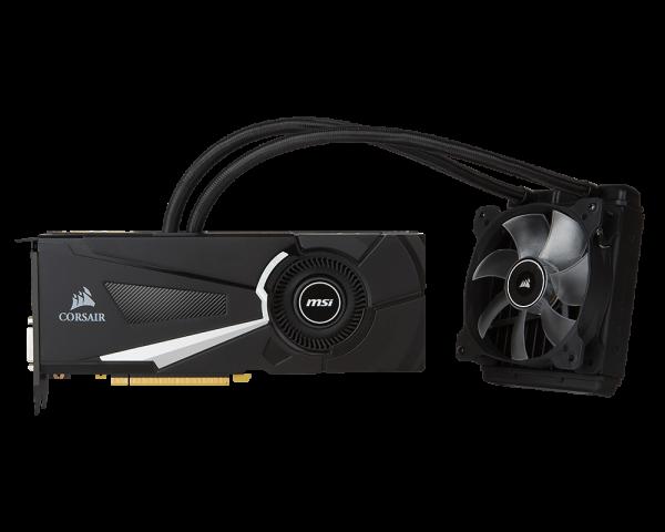 GeForce GTX 1080 SEA HAWK X-1