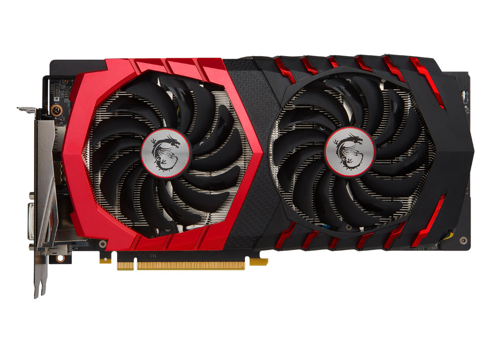 GeForce GTX 1060 GAMING X 3G-1