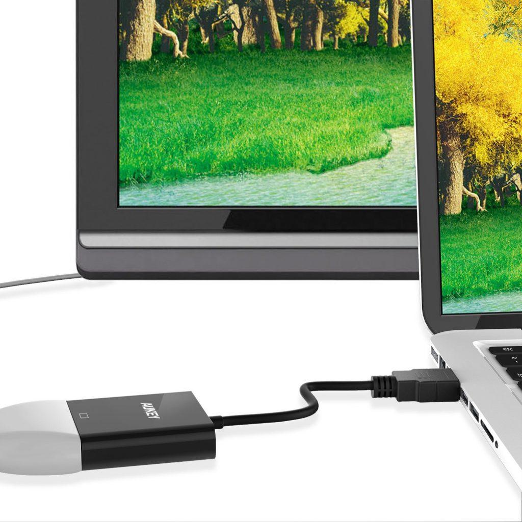HDMI-DSub-adapter
