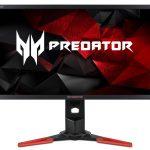 AcerよりPredatorゲーミングモニタの27型「XB271Hbmiprz」と24型「XB241Hbmipr」発売