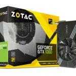 ZOTACよりショート基板採用の3GB版GTX1060搭載グラボ「ZOTAC GeForce GTX 1060 3GB Mini」発売