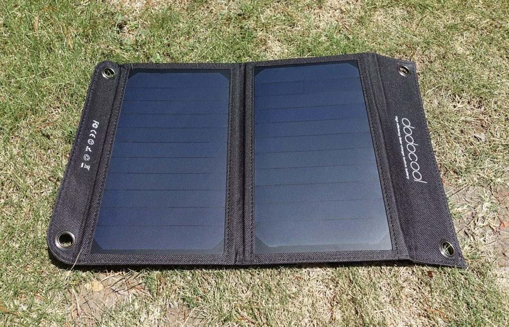 dodocool SolarCharger-3