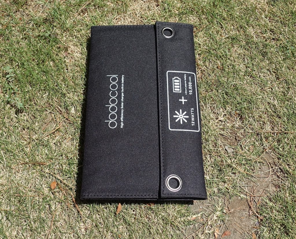 dodocool SolarCharger-4