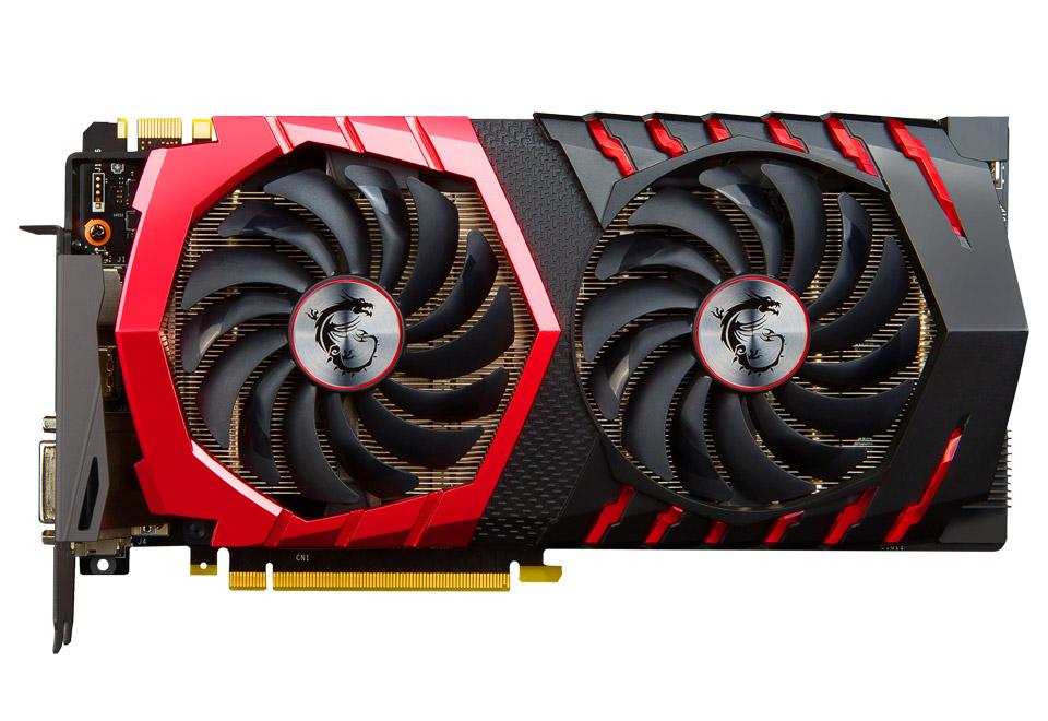 MSI GeForce GTX 1070 GAMING Z 8G-1