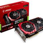 MSIよりGTX1070搭載のフラッグシップモデル「GeForce GTX 1070 GAMING Z 8G」発売