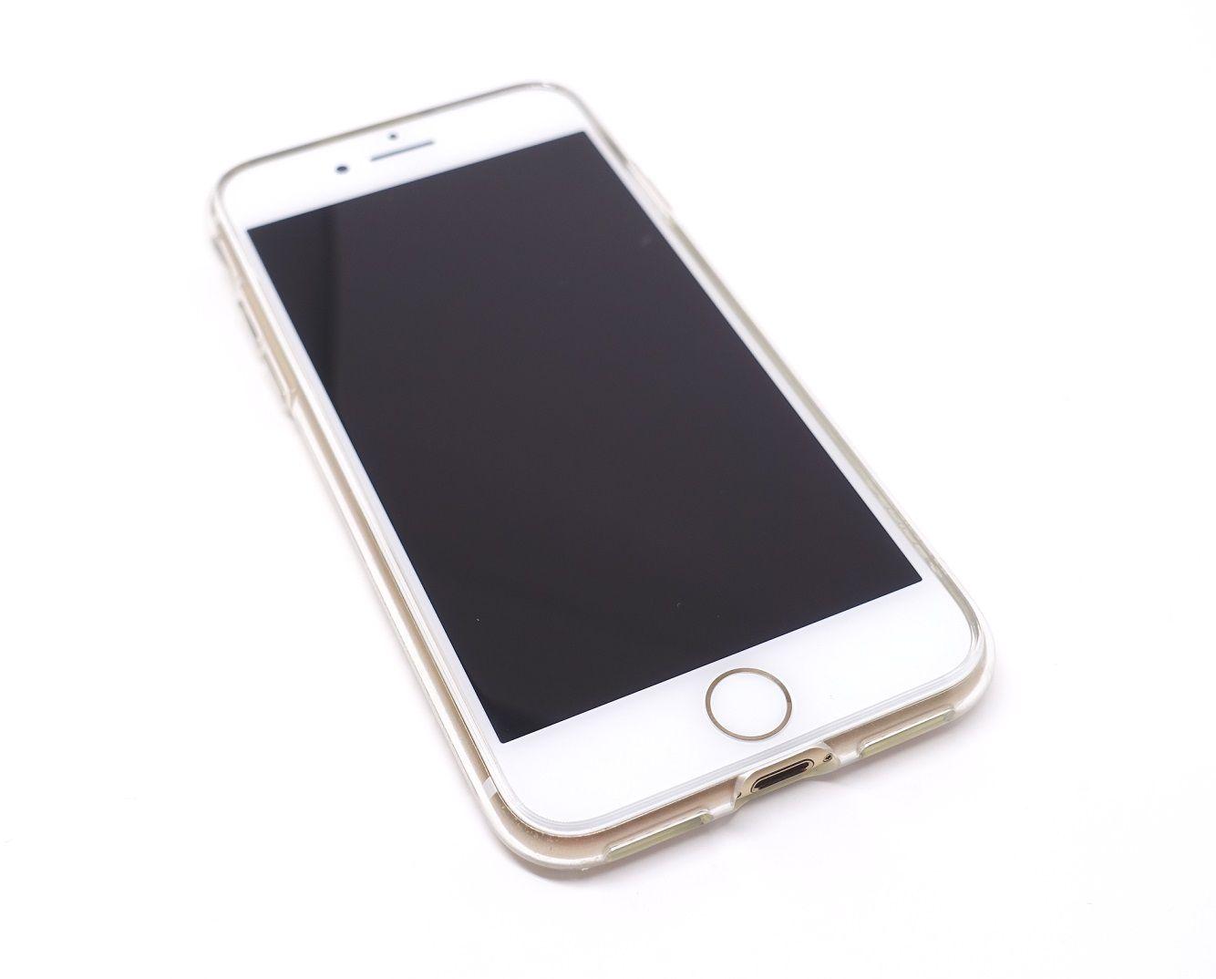 944ee7f505 Spigenの薄型軽量iPhone 7用ケース リキッド・クリスタル レビュー