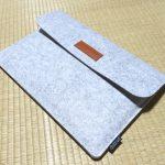 dodocool タブレット保護スリーブ(12インチ)レビュー