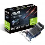 ASUSよりファンレスのGT 710ビデオカード「710-2-SL-BRK」発売