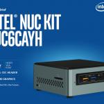 Apollo Lake/Celeron J3455搭載Intel NUC「NUC6CAYH」「NUC6CAYS」スペックまとめ