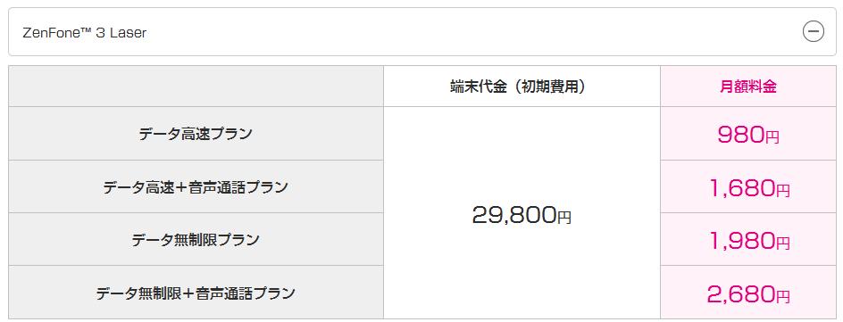 uqmobile-zenfone3-laser-price2