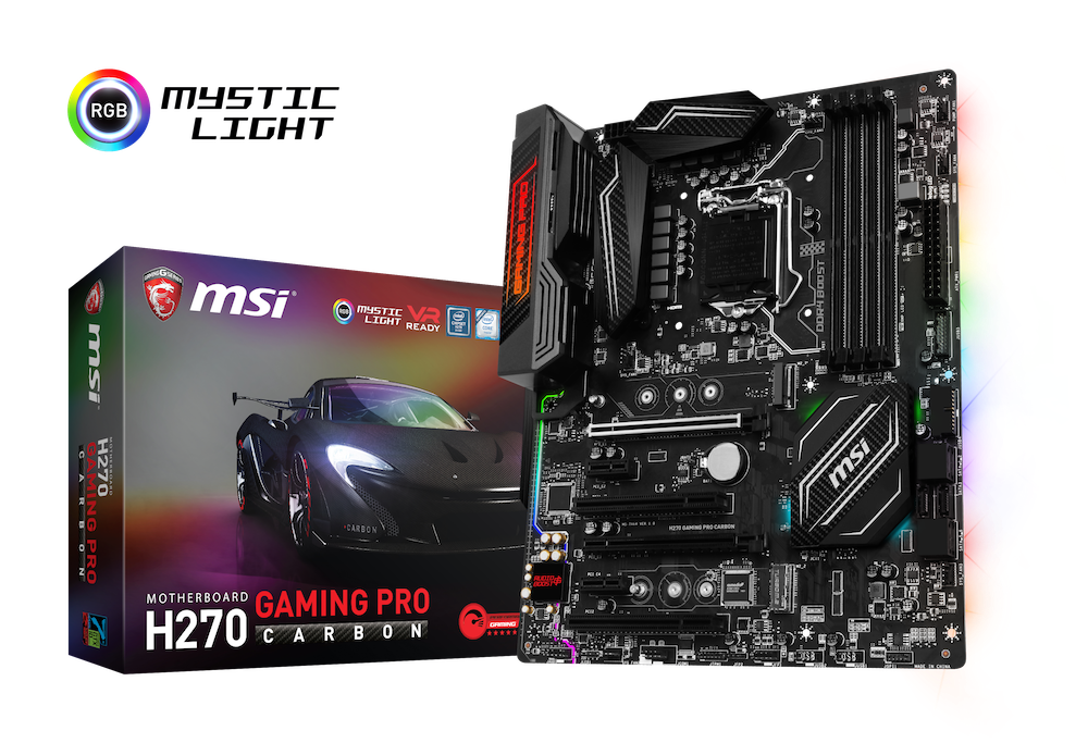 H270 GAMING PRO CARBON