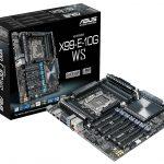 ASUSの10GBASE-T対応、PCIEスロット7つ搭載X99マザー「X99-E-10G WS」発売