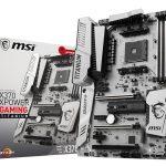 MSIよりAMD Ryzen対応のフラッグシップマザー「X370 XPOWER GAMING TITANIUM」発売