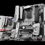 MSIより堅牢性を強化したIntel Z270ゲーミングマザー「Z270 MPOWER GAMING TITANIUM」発売