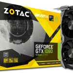 ZOTACよりGTX1060搭載OC仕様グラボ「ZOTAC GeForce GTX 1060 6GB AMP Edition+」発売