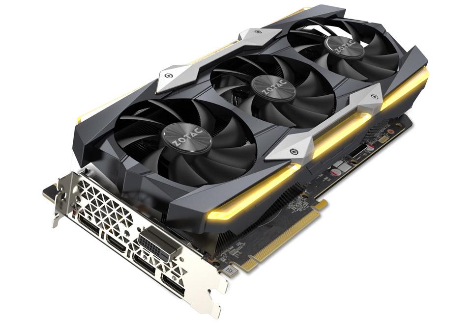 ZOTAC GeForce GTX 1080 Ti AMP Extreme
