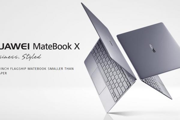 HUAWEI MateBookX