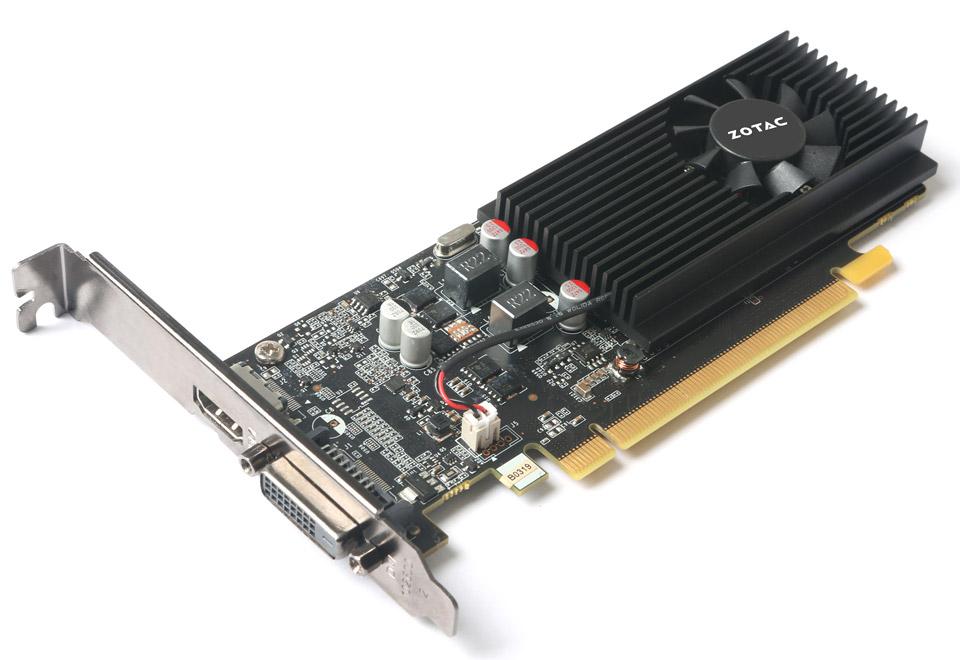 ZOTAC GeForce GT 1030 2GB GDDR5-1