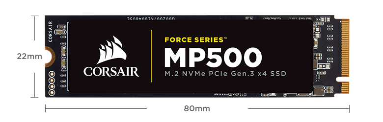 Corsair MP500-1