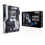 ASUSのIntel X299搭載マザー「PRIME X299-DELUXE」「PRIME X299-A」が27日発売