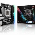 ASUSのゲーマー向けMini-ITXマザー「ROG STRIX B250I GAMING」発売