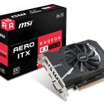 MSIより全長15.5cmのRX560搭載ビデオカード「Radeon RX 560 AERO ITX 4G OC」発売