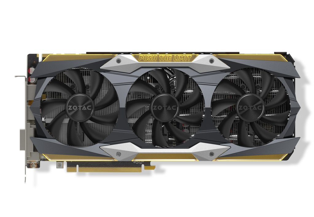 ZOTAC GeForce GTX 1080 Ti AMP Extreme Core Edition-1