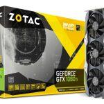 ZOTACよりGTX1080Ti搭載OC仕様のグラボ「ZOTAC GeForce GTX 1080 Ti AMP Extreme Core Edition」発売