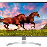 LGからHDR10対応の31.5型4K液晶「32UD99-W」発売