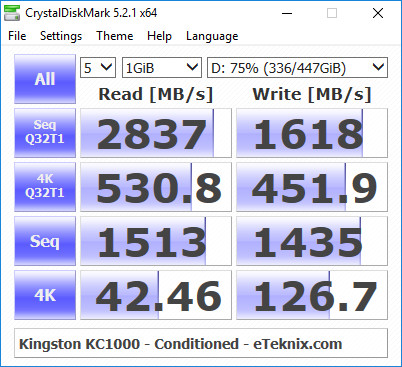 Kingston KC1000-3