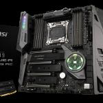 MSIよりOC性能を追求したIntel X299搭載E-ATXマザー「X299 XPOWER GAMING AC」発売