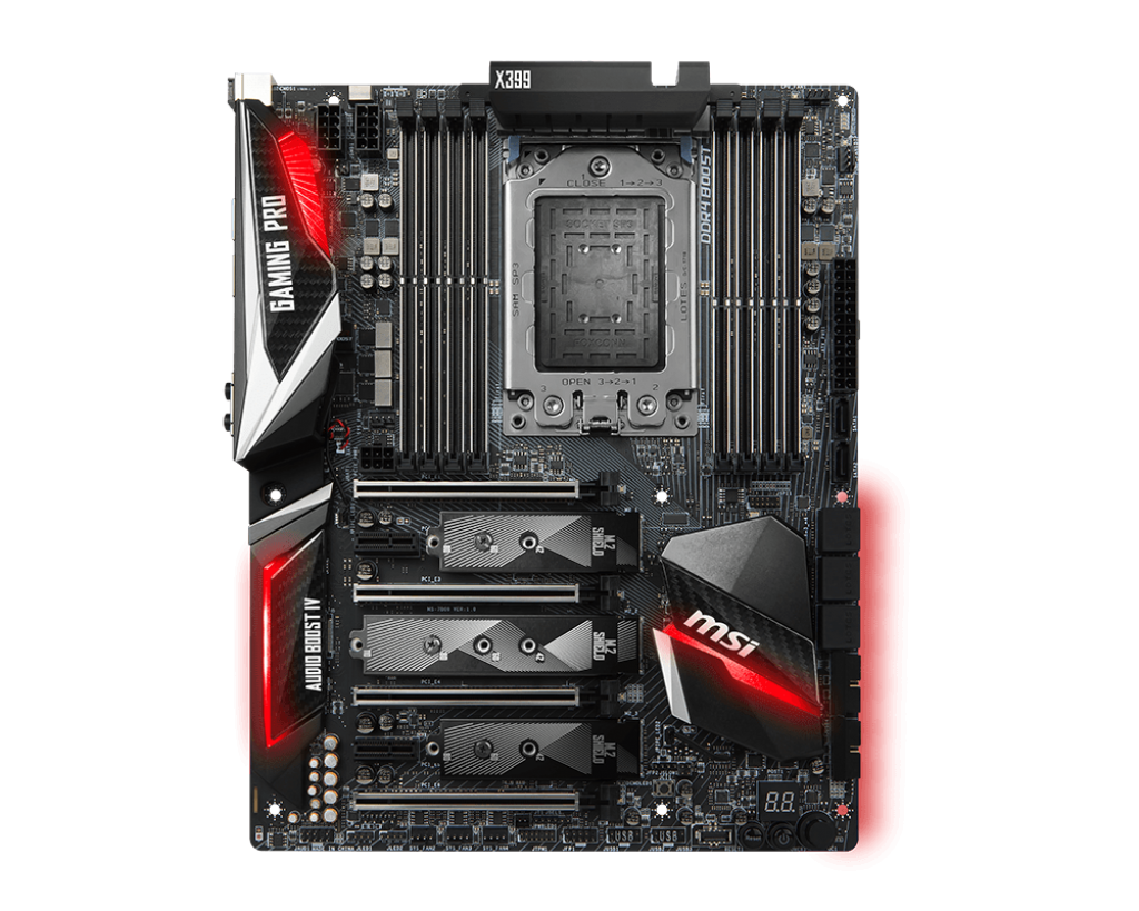 X399 GAMING PRO CARBON AC-1