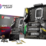 MSIよりRyzen Threadripper対応マザー「X399 GAMING PRO CARBON AC」発売