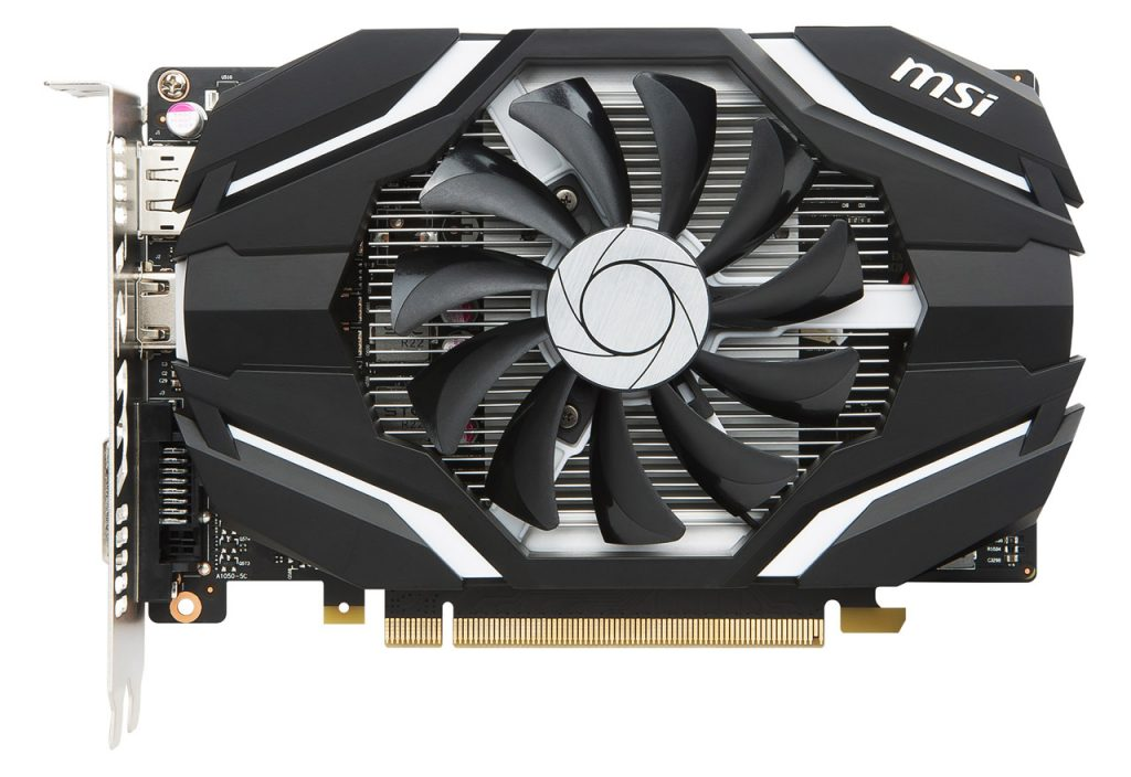 GeForce GTX 1050 Ti 4G OCV1-1