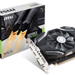 MSIからGTX1050Ti搭載、補助電源無の廉価版グラボ「GeForce GTX 1050 Ti 4G OCV1」発売