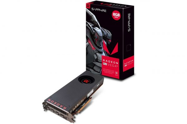 Sapphire Radeon RX VEGA56 8G HBM2