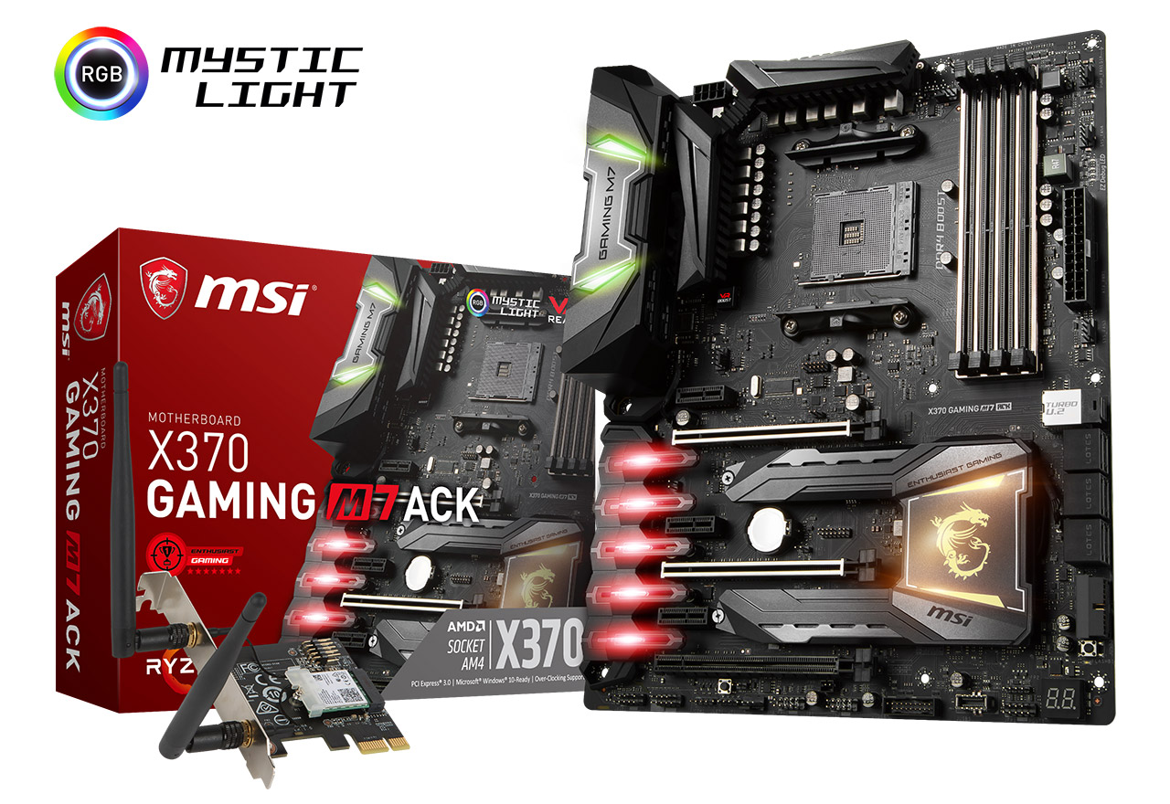X370 GAMING M7 ACK