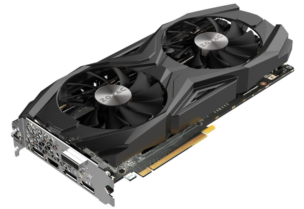 ZOTAC GeForce GTX 1070 Ti AMP Edition