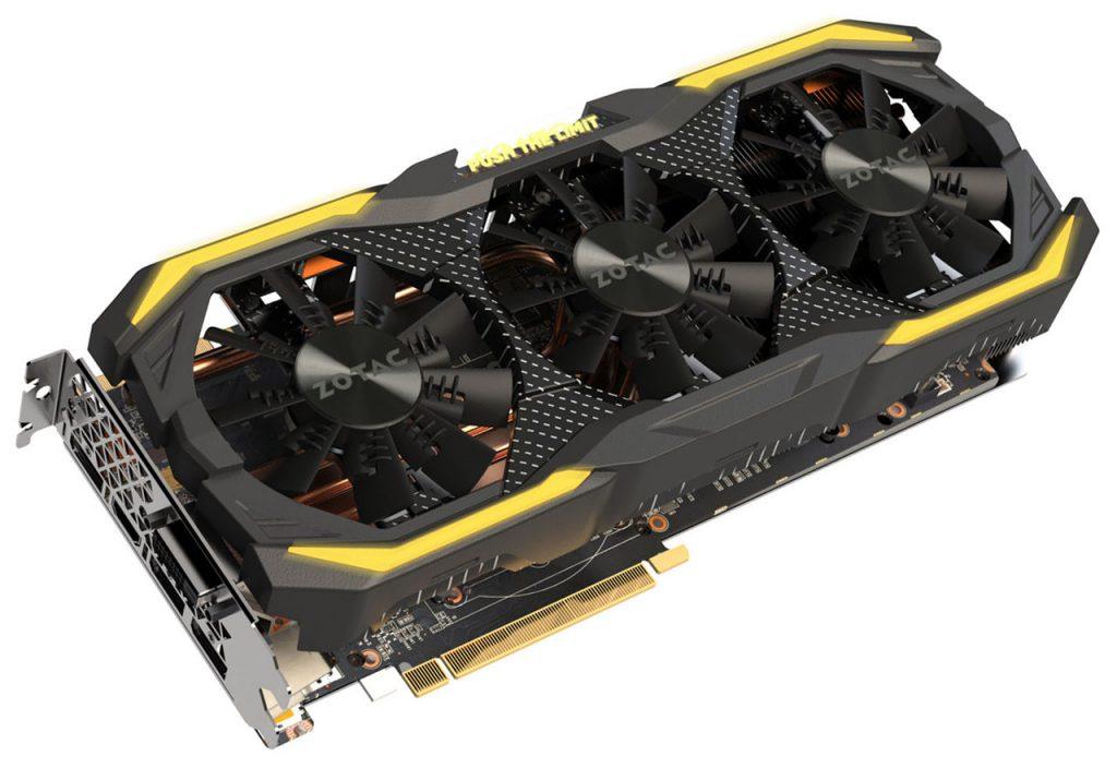 ZOTAC GeForce GTX 1070 Ti AMP Extreme-1